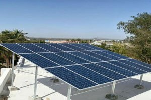 Delhi police signed a MoU with SECI to set up rooftop solar energy systems