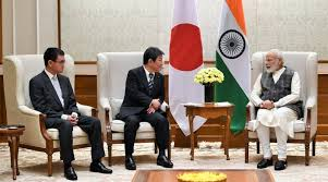 India-Japan Foreign and Defence Ministerial Dialogue