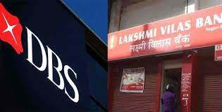 Cabinet approved Scheme of Amalgamation of Lakshmi Vilas Bank with DBS Bank India Limited
