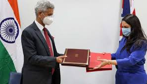 India-UK migration and mobility partnership