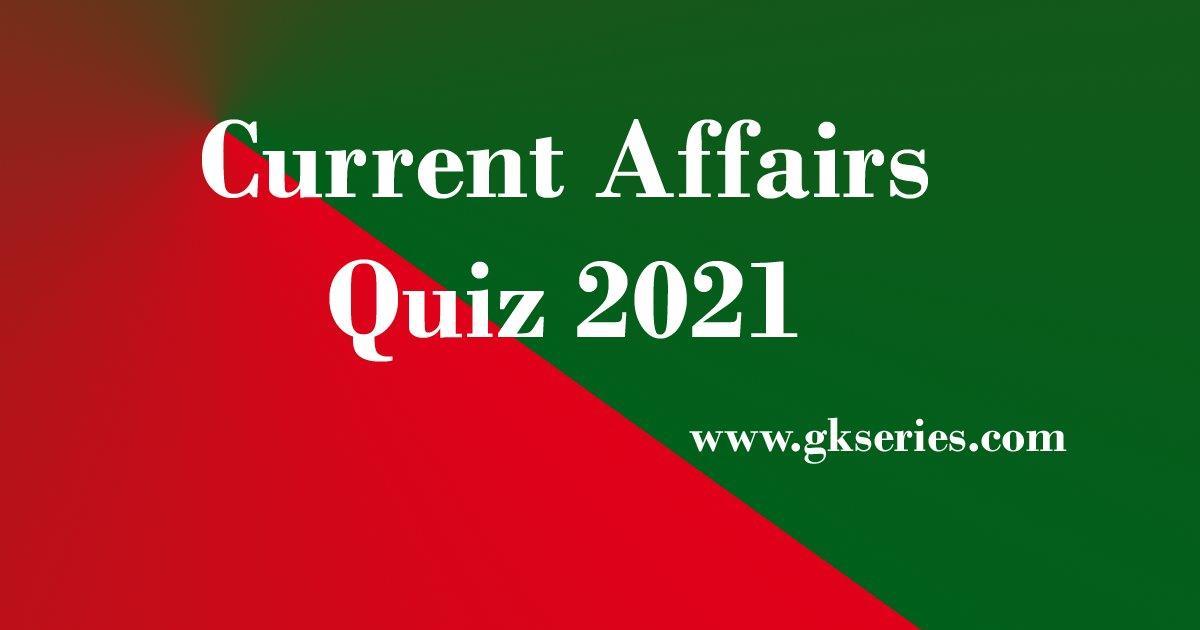 Quiz 2021