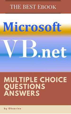 Visual Basic (VB) Programming MCQ Questions and Answers | VB