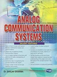 analog communication book