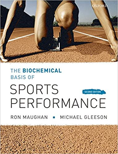 biochemical basis of sports performance book
