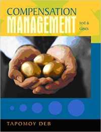 compensation management book