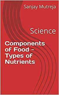 components of food book