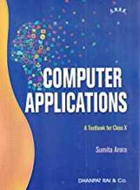 computer application book