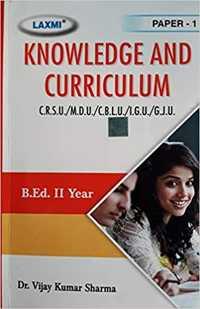 curriculum book