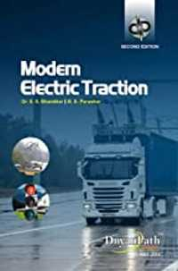 electric traction book