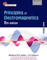 electromagnetic theory book