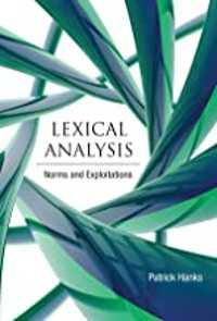 lexical analysis book