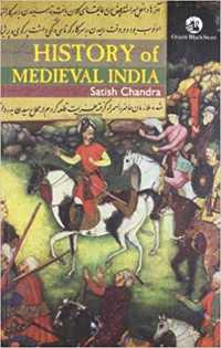 medieval indian history book