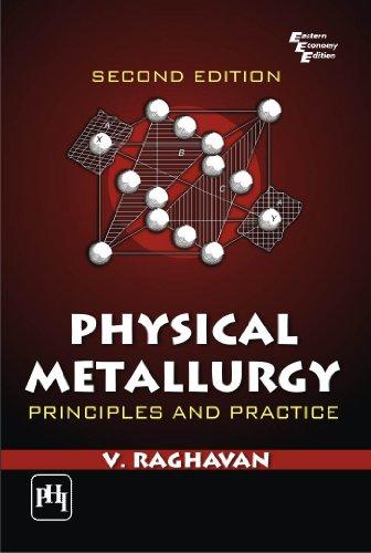 metallurgy test book