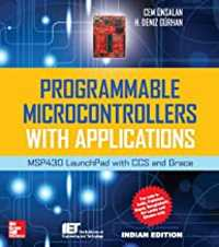 microcontrollers and applications book
