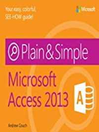 microsoft access book