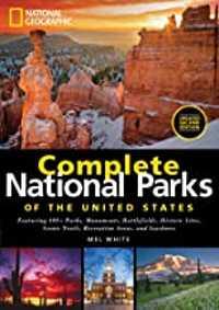 national park book