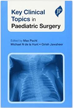 paediatric surgery book
