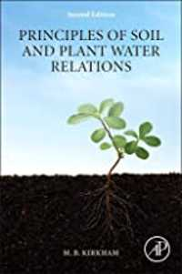 plant water relation book