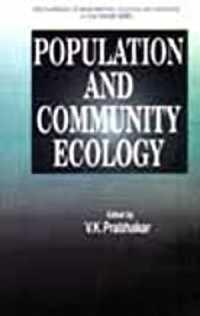 population ecology book