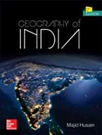 population geography of india book