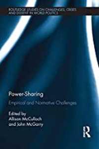 power sharing book