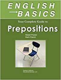 prepositions book
