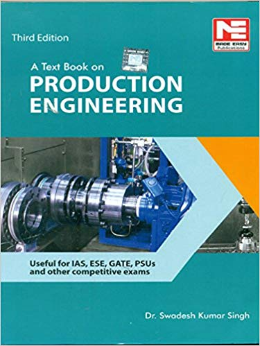 production engineering book