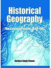 punjab geography book
