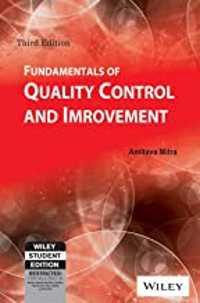 quality control book
