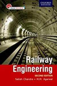 railway engineering book