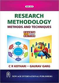 research methodology for phd entrance book