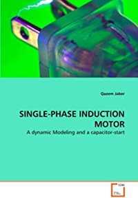 single phase induction motor book