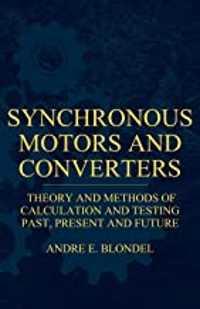 synchronous motor book