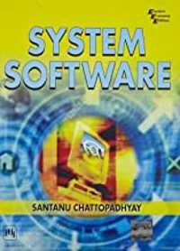 system software book