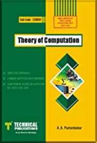theory of computation book