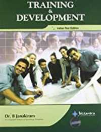 training and development book
