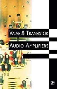 transistor audio power amplifier book