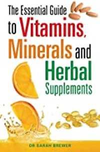 vitamins and minerals book