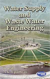 water supply engineering book