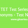 TET Test series – Synonyms 3