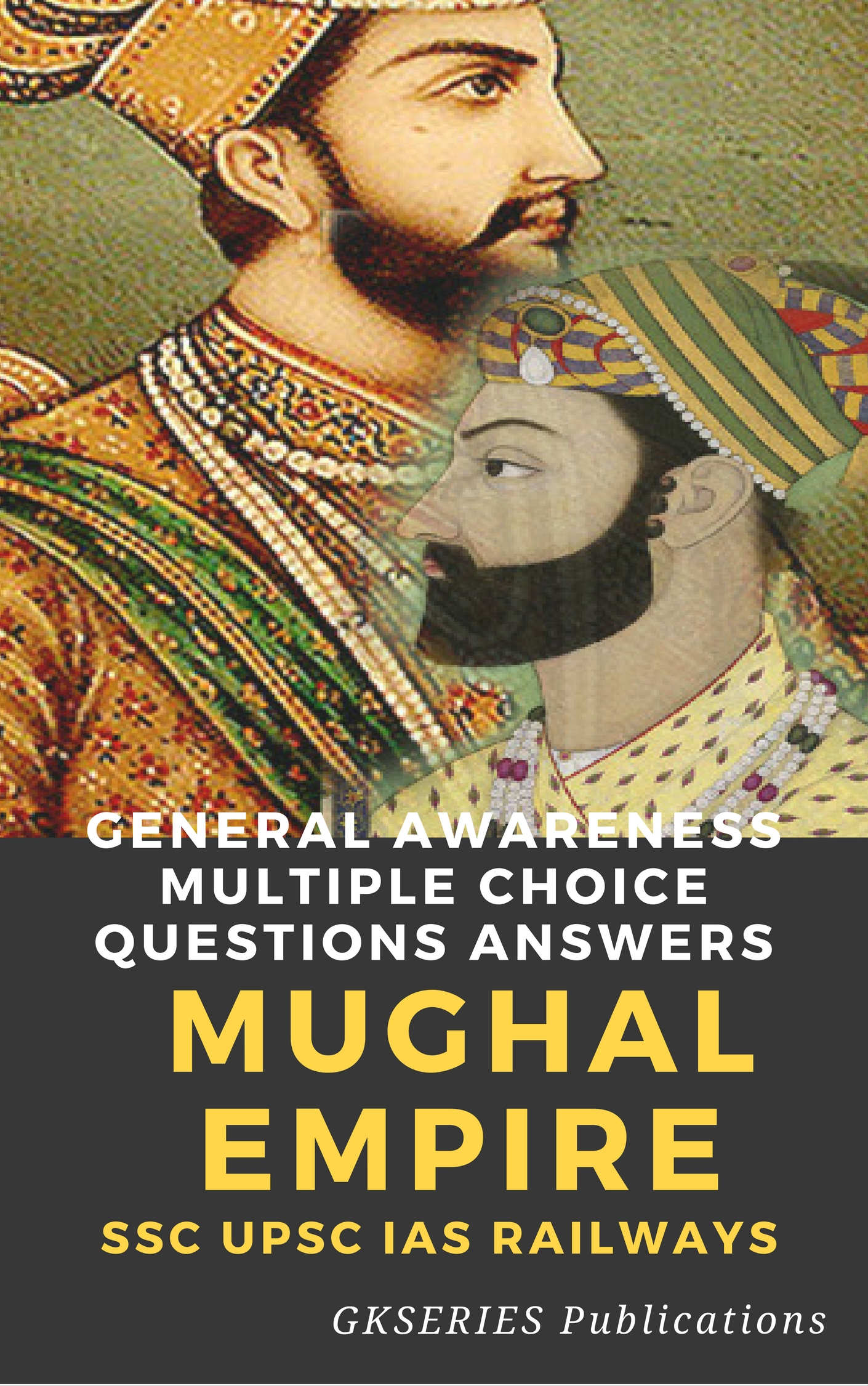 Mughal Empire Solved Multiple Choice Questions