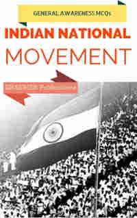 indian national movement question bank
