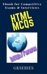html mcqs book