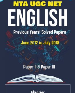 nta ugc net english previous years solved papers
