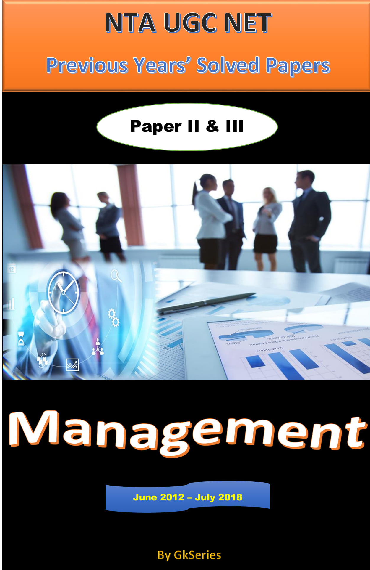 NTA UGC NET PREVIOUS YEARS SOLVED PAPERS MANAGEMENT