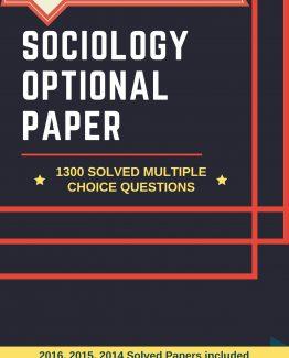 apsc prelims sociology