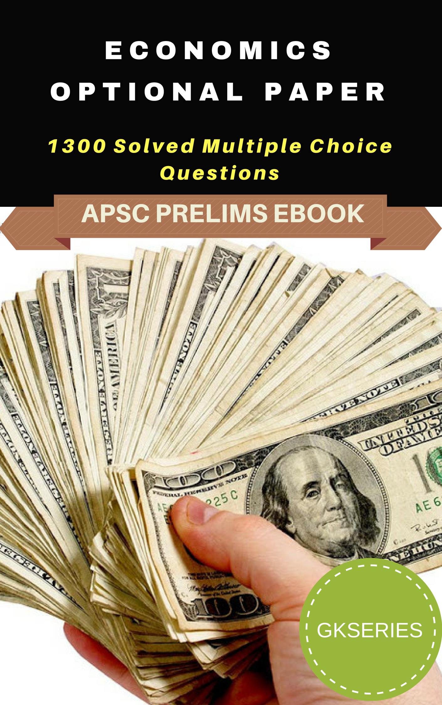 apsc optional subject prelims economics e-book